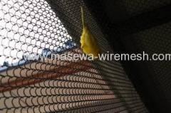 Aluminum mesh cage/ss steel