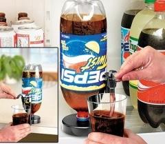 Soda Bottle Dispenser
