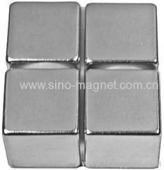 ND sintered magnets