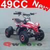 NEW 49cc Mini Quad Pocket ATV MotoBike CE Red