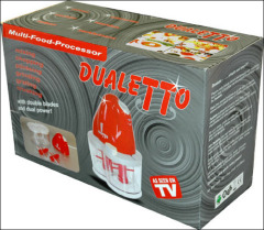 Dualetto Food Processor