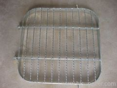 Galvanized Metal Grid