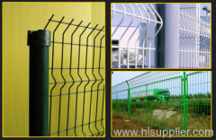 Wire Welded Fence