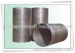stainless steel wedge wire screen mesh