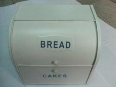 Double Bread Bin