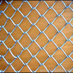 Galvanized Chain Link Mesh Fencing
