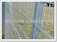 galvanized wire mesh fences