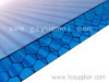 Polycarbonate Honeycomb Hollow Sheet