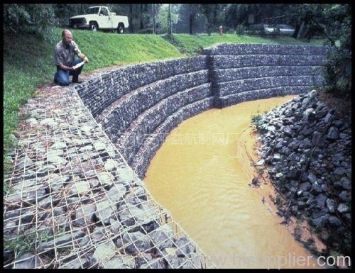 Gabion Wall Design From China Manufacturer - Anping County Zhuoda