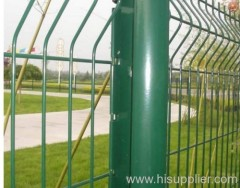 Pvc Coating Welded Wire Mesh Fencing