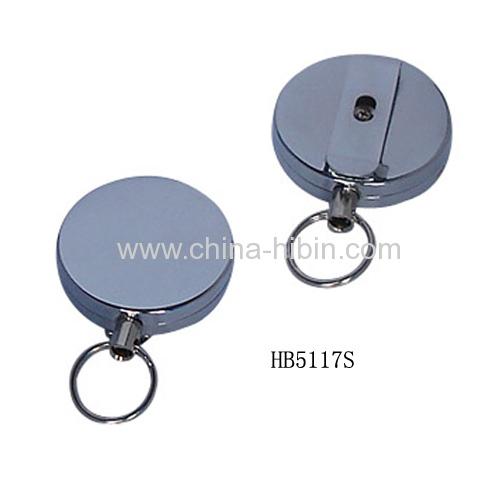 Full matel badge holder