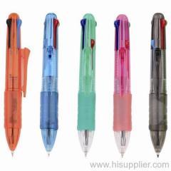 mini 4 colors ballpen