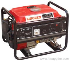 home gasoline generator