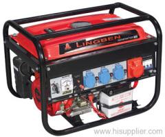 manually generator