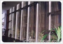 stainless steel 304 curtain wall