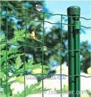 wave type protection fence