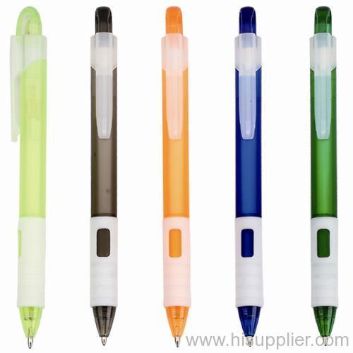 promotional retractable ball pens