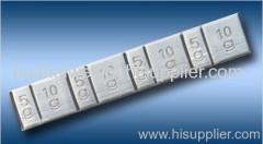 Lead Adhesive Wheel Weights.