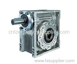 ac geared motor with worm gear