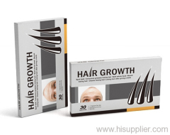 Promote hair growth products OEM private label