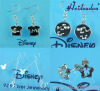 Disney Earrings sterling silver jewelry,jewellery,jewel