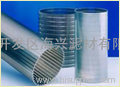 wedge wire water filter screen tube