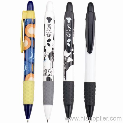 gift ball pen with grip