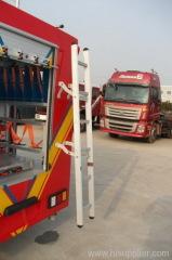 fire truck back ladders