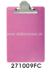 stationery clip boards