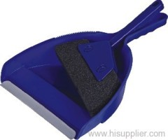 dustpan and foam brush set