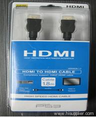 PS3 HDMI cable