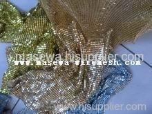 shimmer curtain /mesh divider