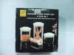 Vacuum Hand Pump Set