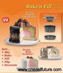 3pcs Bake'n Fill