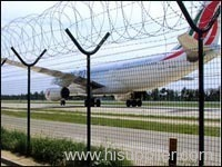 fence special for airport