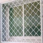 beautiful grid fence