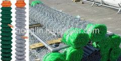 Coated Chain Link Fence