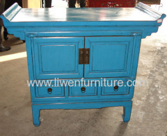 unique Chinese cabinet