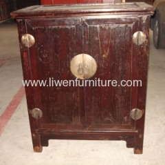 Chinese solid wood cabinet