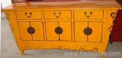 Chinese old sideboard