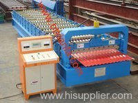 Automatic Cold Bending Roll Forming Machine
