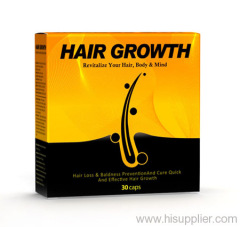 Most effective hair regrowth products
