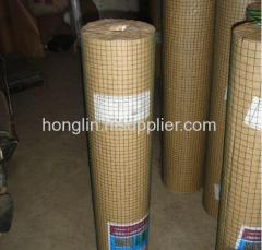 Galvanized Welded Metal Mesh