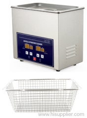 Jewelry Factory Ultrasonic Cleaner (Digital Timer & With Heater)