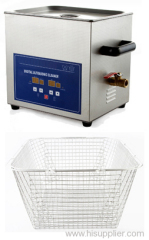 Industrial Digital Heatable Ultrasonic Cleaner