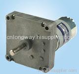 7.4W 24VDC STANDARD geared motor