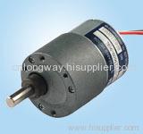 0.9W dc gear motor
