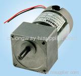 12V 27W DC gear motor