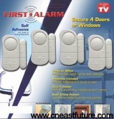 4pcs Door&Window Alarm Set