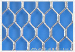 security expanded metal fences